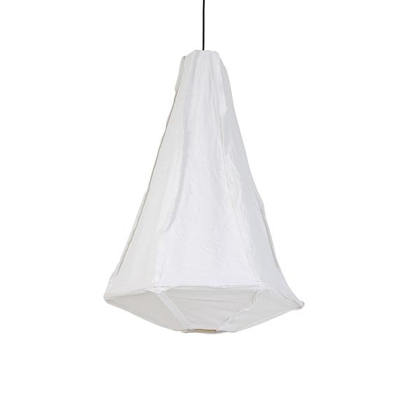 Hanglamp Torch - Wit - Ø60 x 95 cm