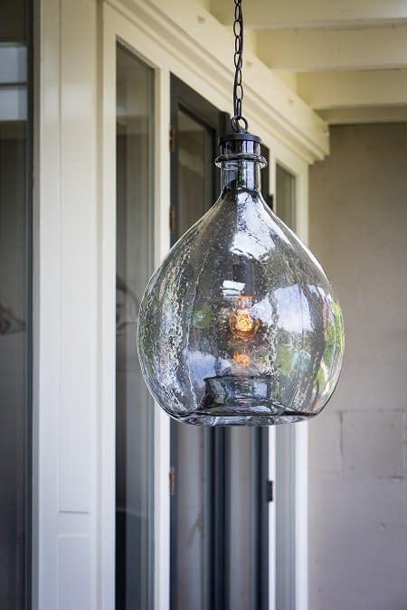 Hanglamp glas