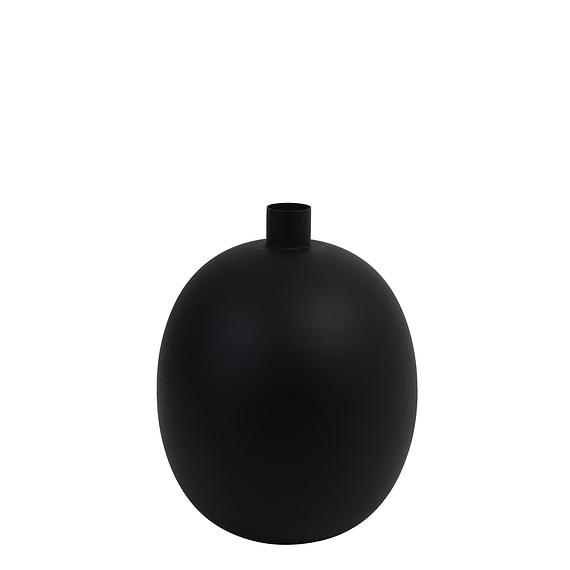 Vaas Binco - Zwart - Ø26x34 cm
