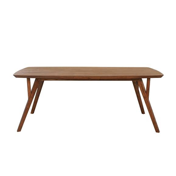 Eettafel Quenza - Acacia Hout - 200x100x76 cm