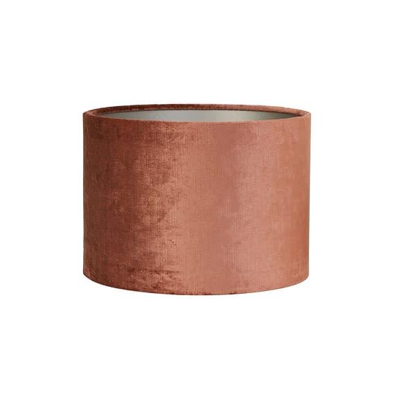 Kap cilinder 30-30-21 cm GEMSTONE terra