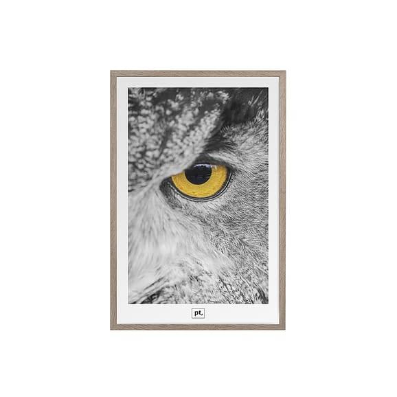 Bruin Fotolijst Ritzy - MDF large Hout - 42x62x1