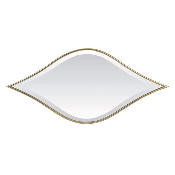 Spiegel Marrak - Licht Goud - 89 x 2
