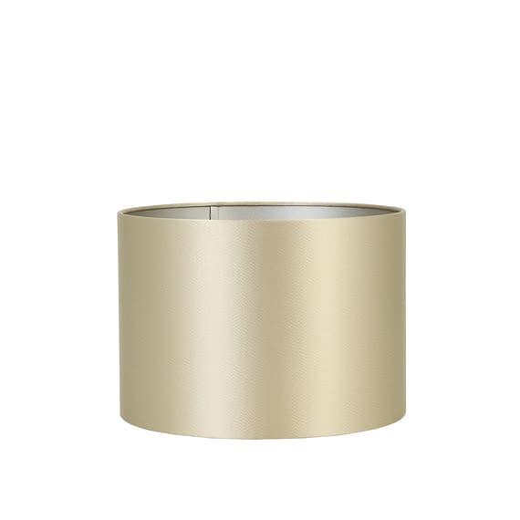 Kap cilinder 35-35-30 cm KALIAN goud