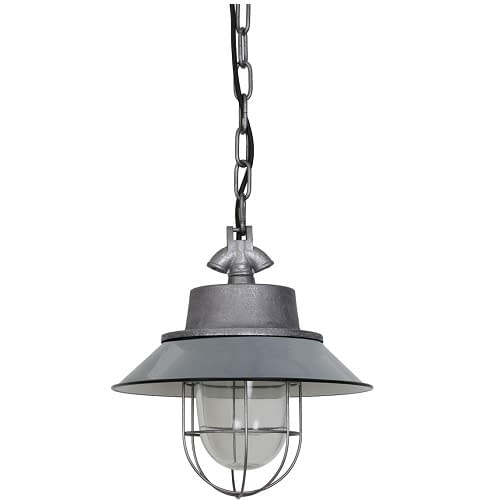 Grijze hanglamp - 1001230
