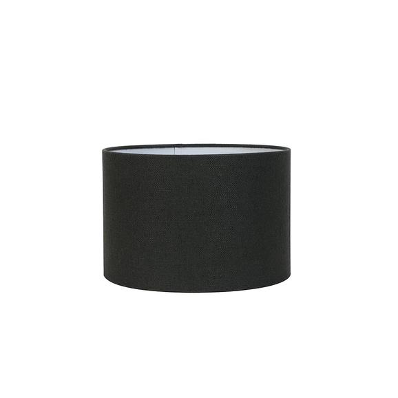 Cilinder lampenkap Livigno - Antraciet - Ø35x25 cm