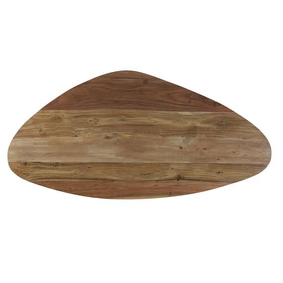 Light & Living - Salontafel Chevano - Hout Naturel - 120x65x40 cm