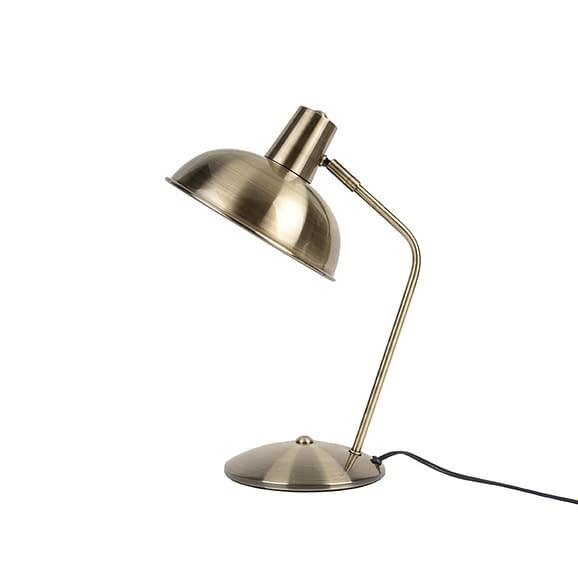 Leitmotiv - Tafellamp Hood - Geborsteld Verguld IJzer - 37