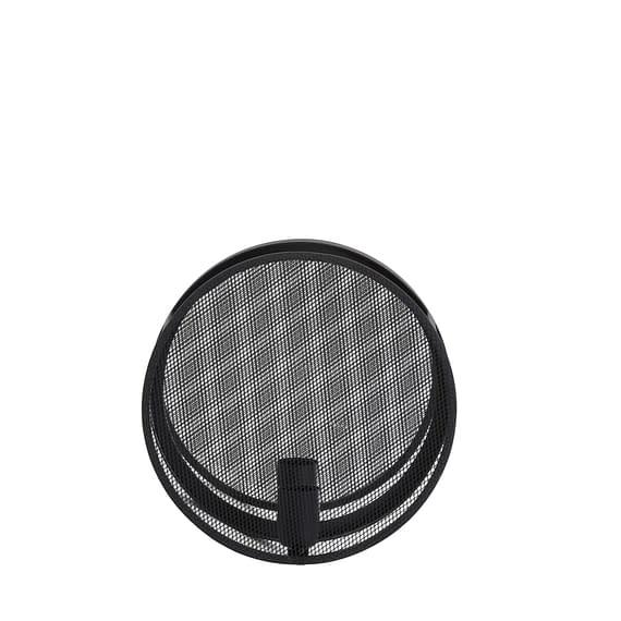 Wandlamp Ø30x14 cm MIRASH mat lood spiegel