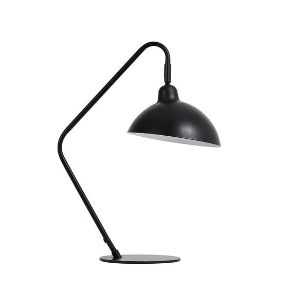 Tafellamp 36x22x50 cm ORION mat zwart