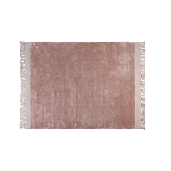 Vloerkleed 230x160 cm SITAL roze