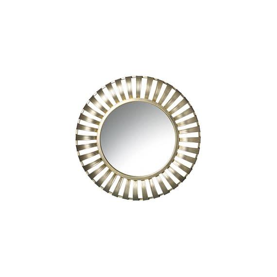 Parlane - Spiegel Stefani - Goud - Ø56 x 7 cm
