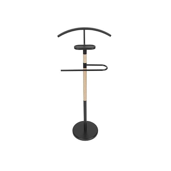 Leitmotiv - Dress boy Fushion - Zwart met rubber