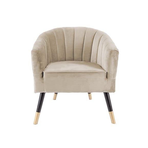 Bruin Stoel Royal - Velvet Zandbruin - 70x71x80cm