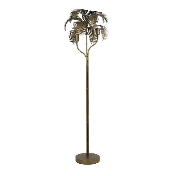 Vloerlamp Palm - Antiek Brons - Ø47 x 158 cm