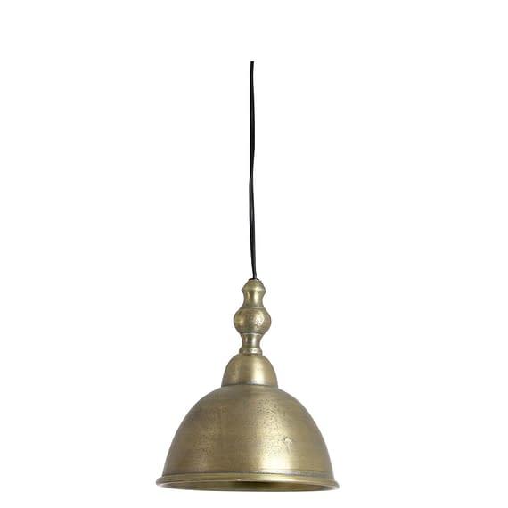 Hanglamp AMELIA - Ruw Antiek-brons - S