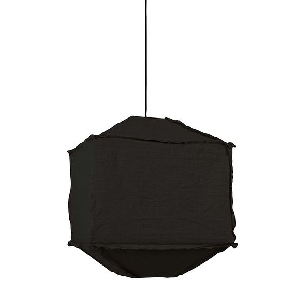 Hanglamp 50x50x60 cm TITAN zwart