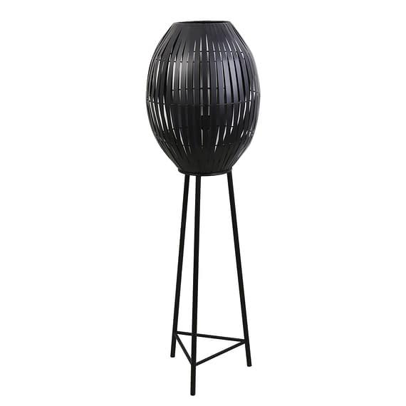 Vloerlamp Kyomi - Zwart - Ø42x137 cm