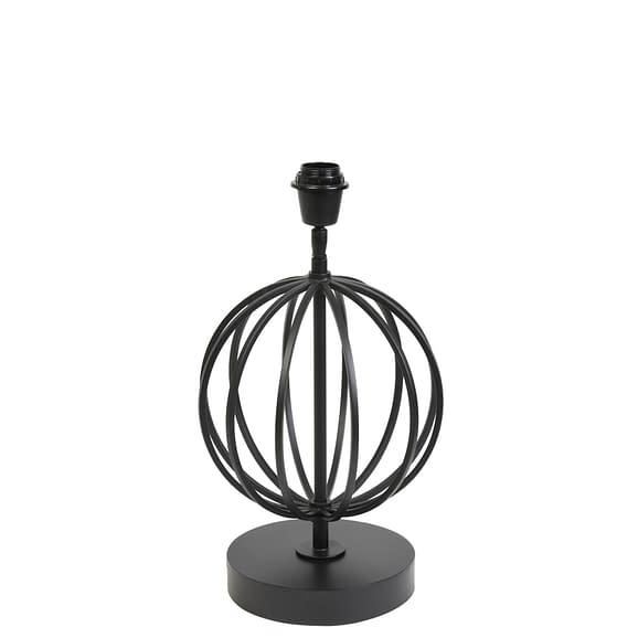 Lampvoet Lobos - Mat Zwart - Ø19 x 35