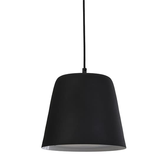 Hanglamp Sphere - Zwart - Ø28x28 cm