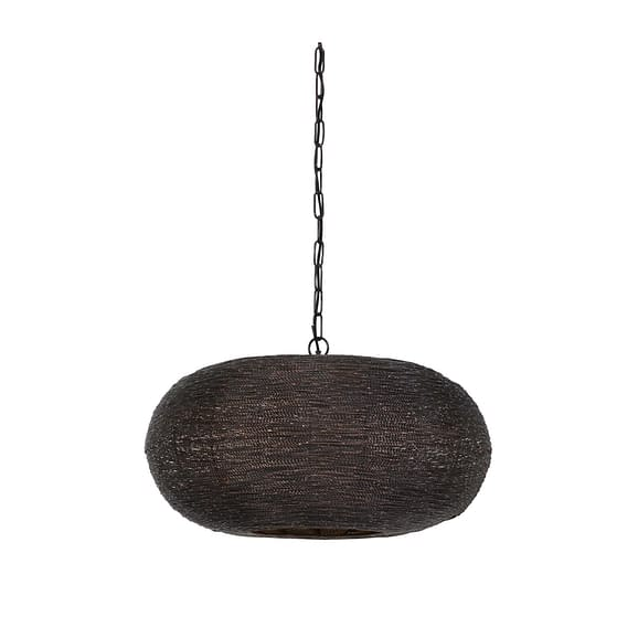 Light & Living - Hanglamp NADRA - Brons-Goud - L - 3088418