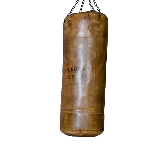 retro bokszak vintage