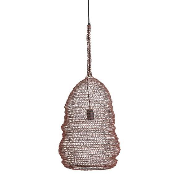 Hanglamp Ikkin - Terra - Ø31 x 50 cm