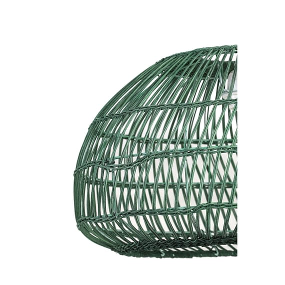 5x30 cm EVELIE rotan groen