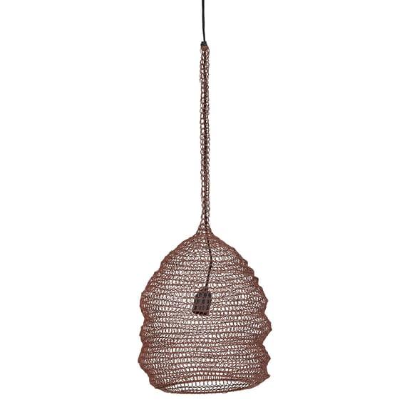 Hanglamp Anien - Terra - Ø30 x 40 cm