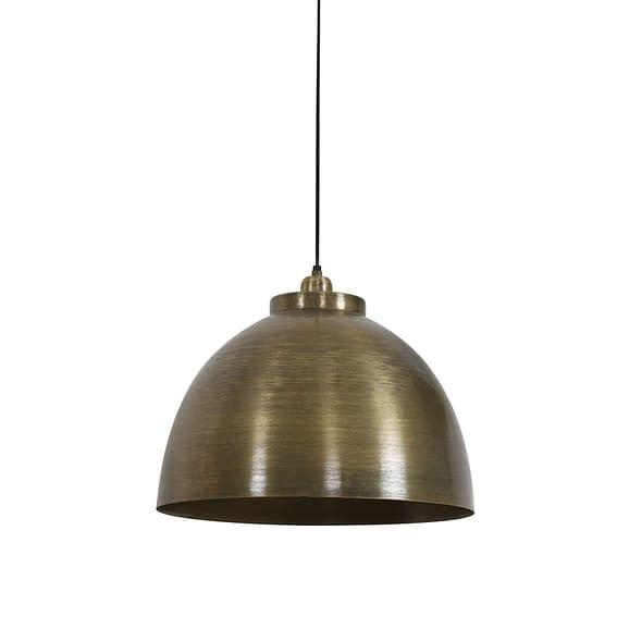 Hanglamp Kylie - Oud Brons - Ø45x32 cm