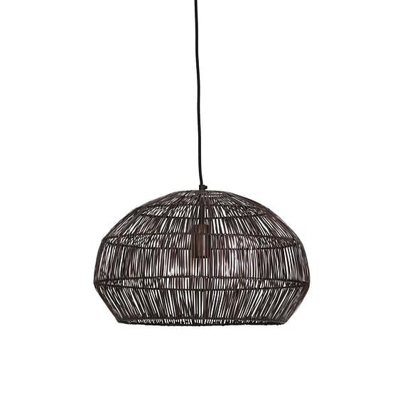 Hanglamp JENNA - Antiek-koper - M