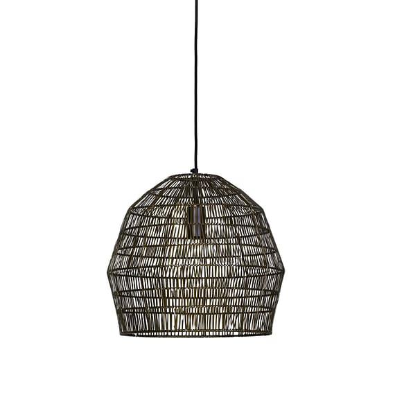 Hanglamp Ø40x45 cm JAYDA brons