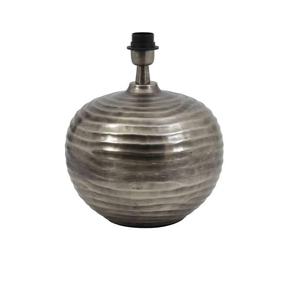 Lampvoet Ø28x35 cm EKODI donker nikkel