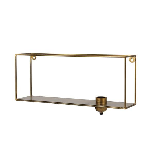 Wandlamp 50x12x20 cm RAIKO antiek goud