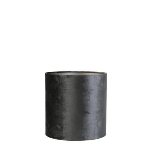 Kap cilinder 35-35-34 cm ZINC graphite