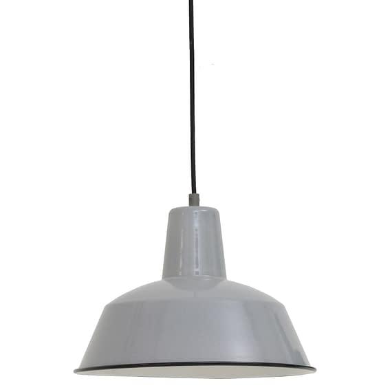 Hanglamp grijs Lian