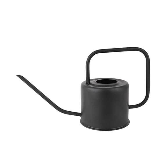 Zwart Gieter Cap - Metaal Mat Zwart