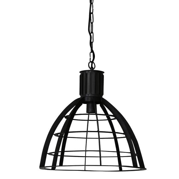 Hanglamp IMANY - Draad Donker Brons