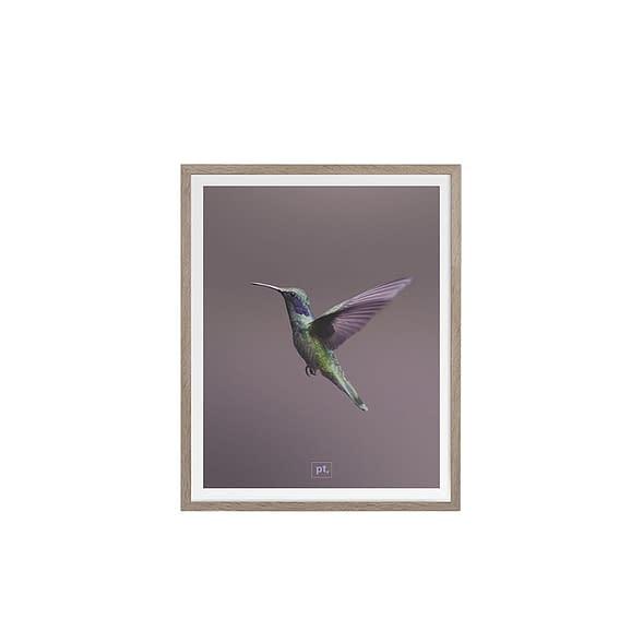 Bruin Fotolijst Ritzy - MDF medium Hout - 42x52x1