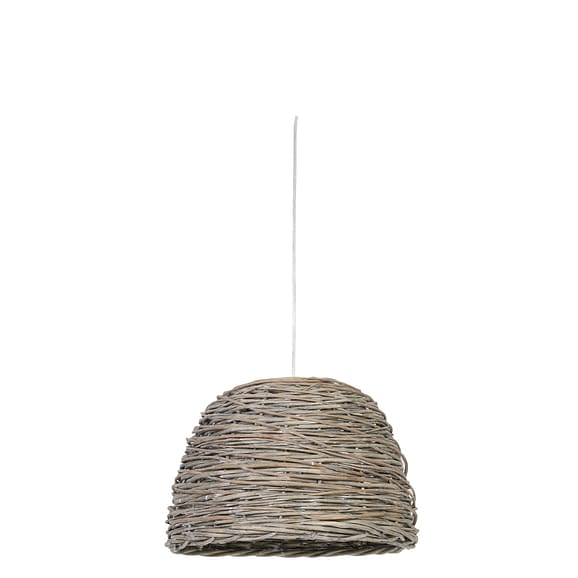 Hanglamp CRAZY WEAVING - Rotan - M