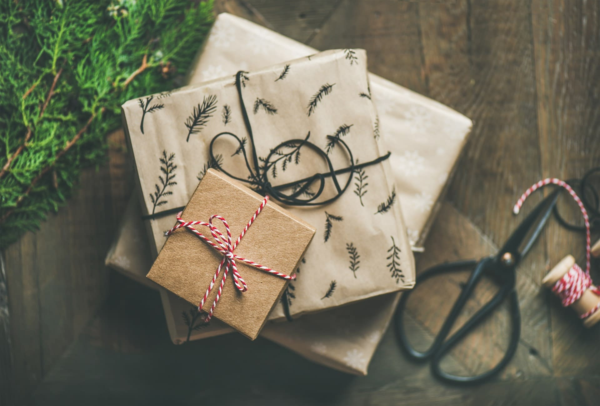 kerst verlanglijstje sfeerfoto