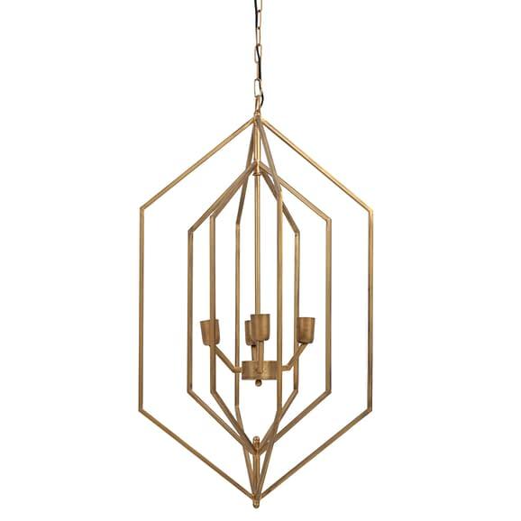 Hanglamp ANASTASIA - Goud