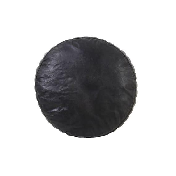 Poef-Bingley-zwart