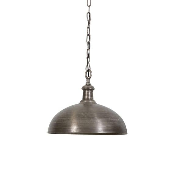 Hanglamp DEMI - Donker Oud Nikkel - S