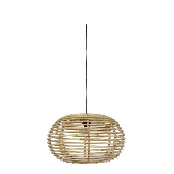 Hanglamp Ø60x30 cm ALANA rotan naturel