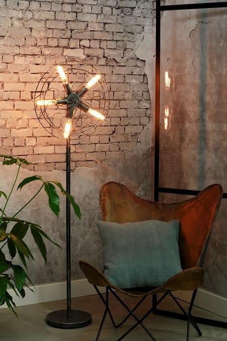 Vloerlamp Sayen-