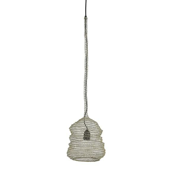 Goudkleurige moderne hanglamp