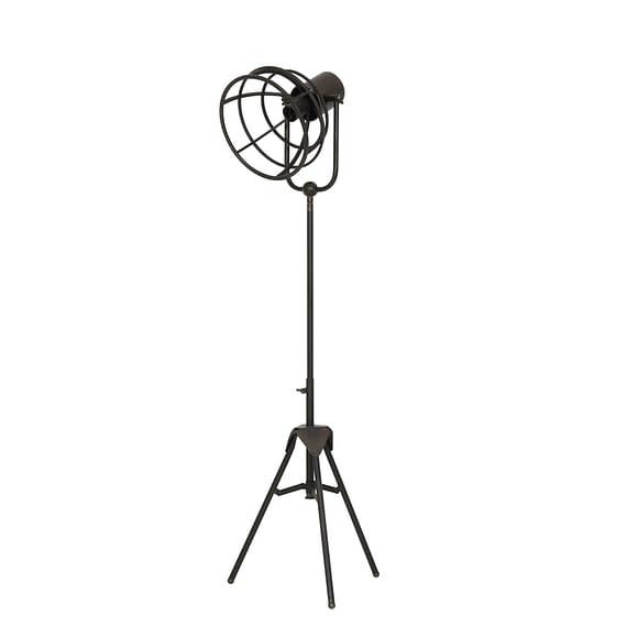Light & Living Vloerlamp GUNAR driepoot - donker brons - Ø44x86-133cm