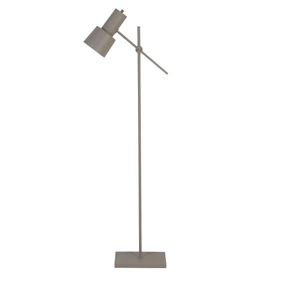 Vloerlamp 31x19x141-155 cm PRESTON mat zand