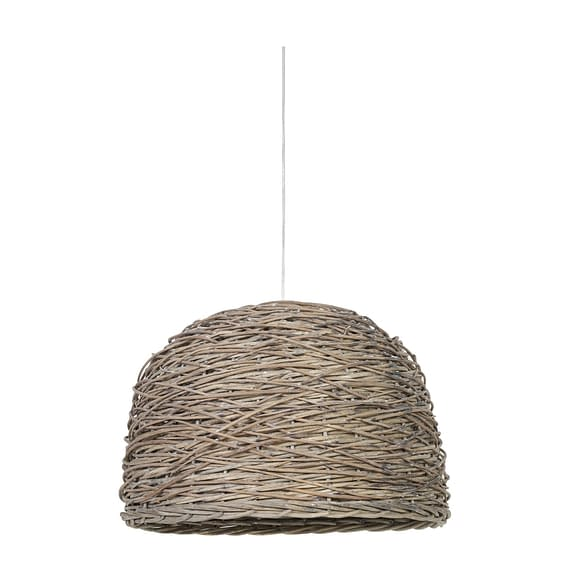 Hanglamp CRAZY WEAVING - Rotan - L